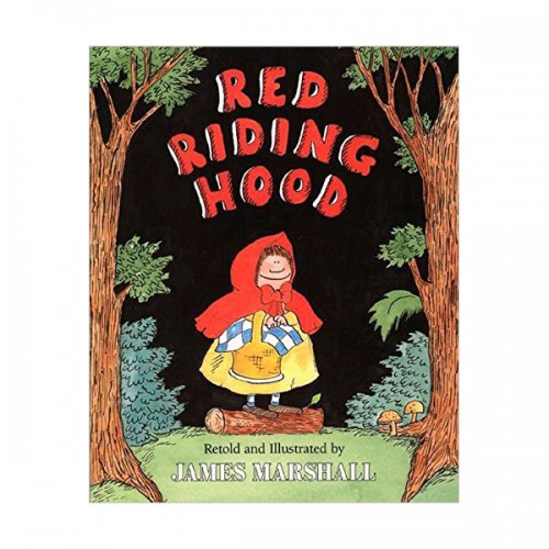 James Marshall : Red Riding Hood (Paperback)
