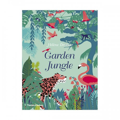 Garden Jungle (Hardcover, 영국판)