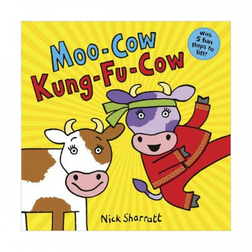 Moo-Cow Kung-Fu-Cow (Paperback, 영국판)