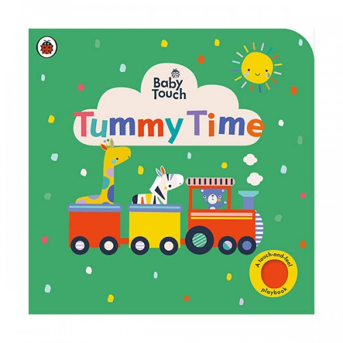 Baby Touch : Tummy Time (Board book, 영국판)