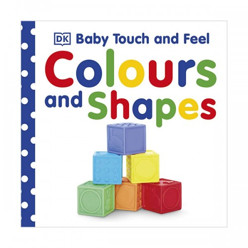 Colours and Shapes (Board book, 영국판)
