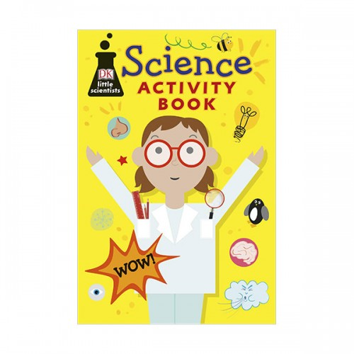 Science Activity Pack (Paperback, 영국판)