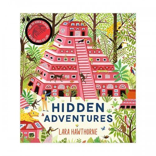 Search & Find Books : Hidden Adventures (Paperback, 영국판)