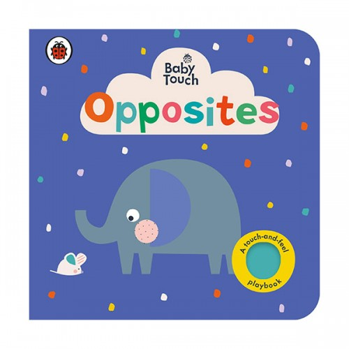 Baby Touch : Opposites (Board book, 영국판)