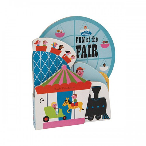 Bookscape Board Books : Fun at the Fair (Board book)