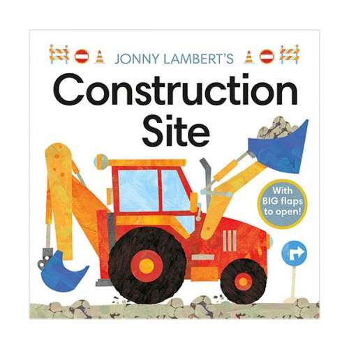 Jonny Lambert's Construction Site (Board book)