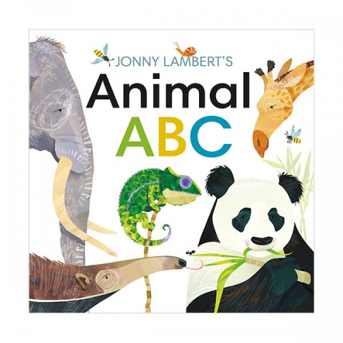 Jonny Lambert's Animal ABC (Board book)