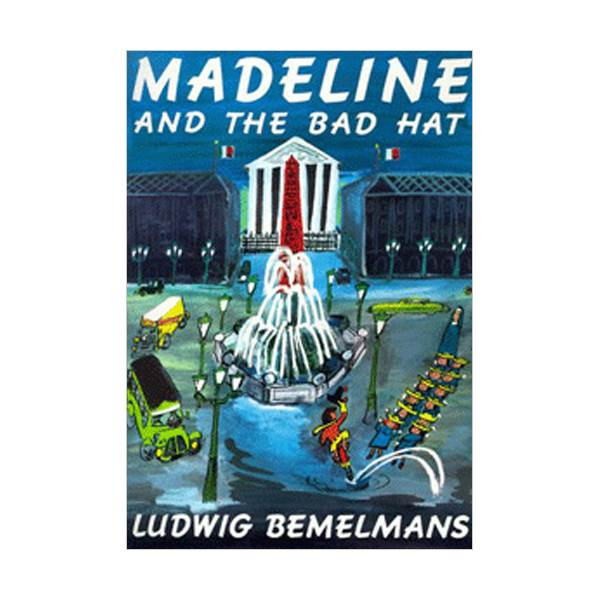 Madeline and the Bad Hat (Paperback)