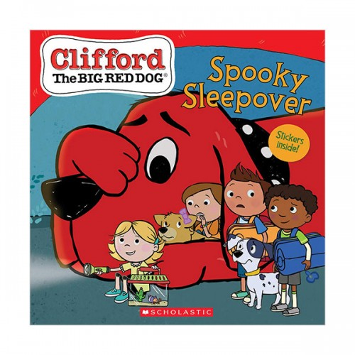 Clifford : The Spooky Sleepover (Paperback)