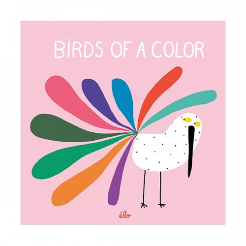 Birds of a Color (Board book)