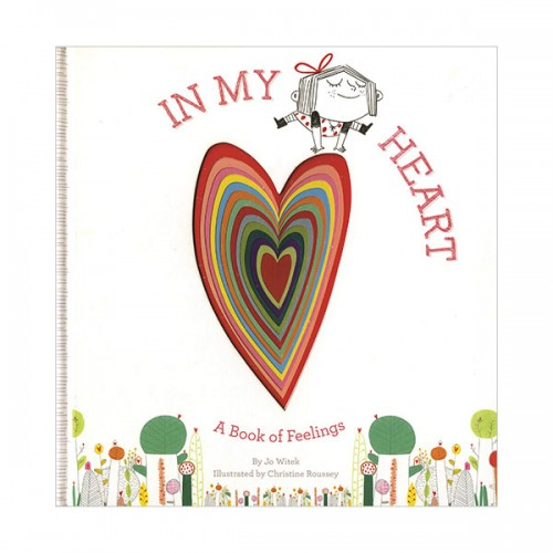 In My Heart : A Book of Feelings (Hardcover)