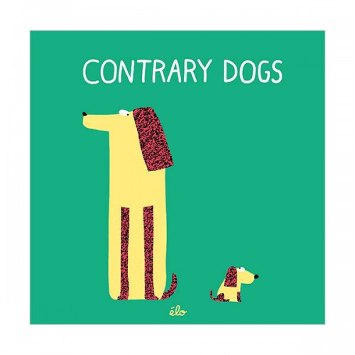 Contrary Dogs (Board book)
