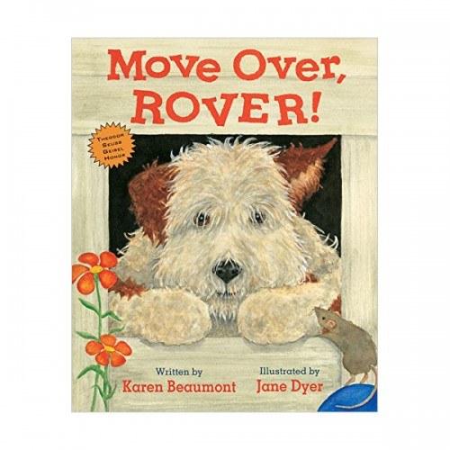 Move Over, Rover! (Paperback)