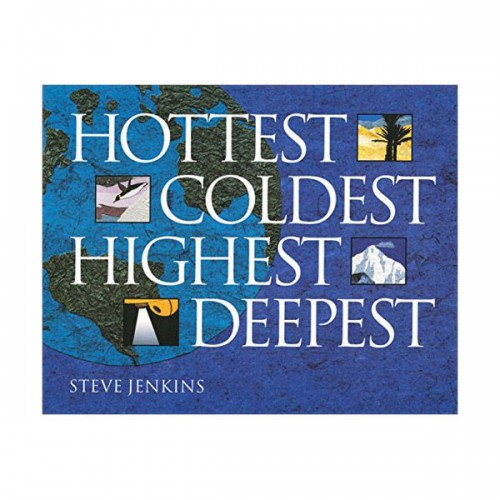 Hottest, Coldest, Highest, Deepest (Paperback)