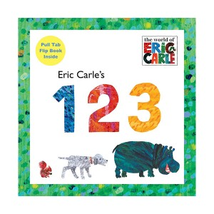 Eric Carle's 123 (Padded Hardcover)