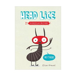 The Disgusting Critters : Head Lice (Paperback)