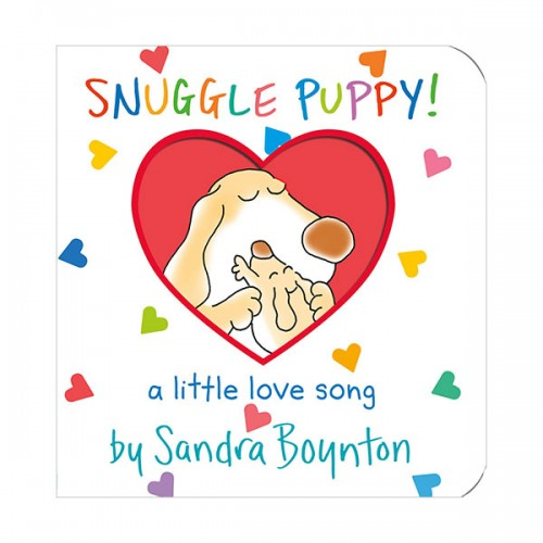 Boynton on Board : Snuggle Puppy! (Board book)