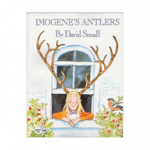 Reading Rainbow Books : Imogene's Antlers (Paperback)