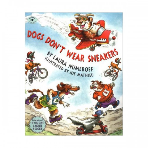 Dogs Don't Wear Sneakers (Paperback)