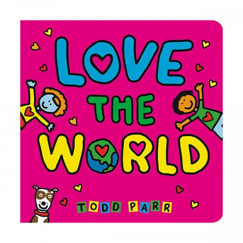 Love the World (Board book)