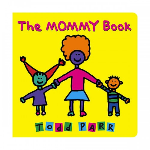 The Mommy Book (Board book)