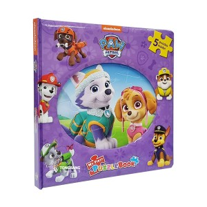 Paw Patrol My First Puzzle Book (Board book)