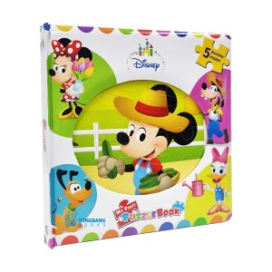 Disney Babies My First Puzzle Book (Board book)