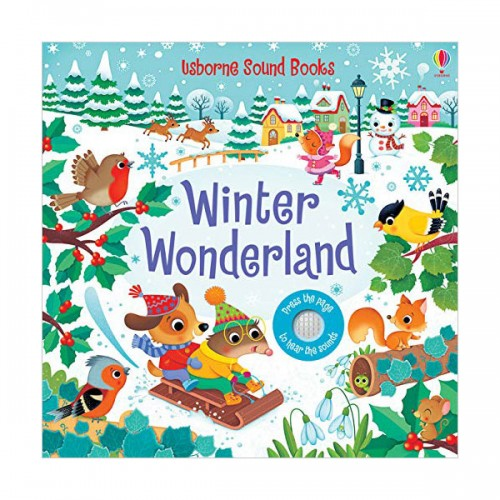 Usborne Sound Books : Winter Wonderland (Board book, 영국판)