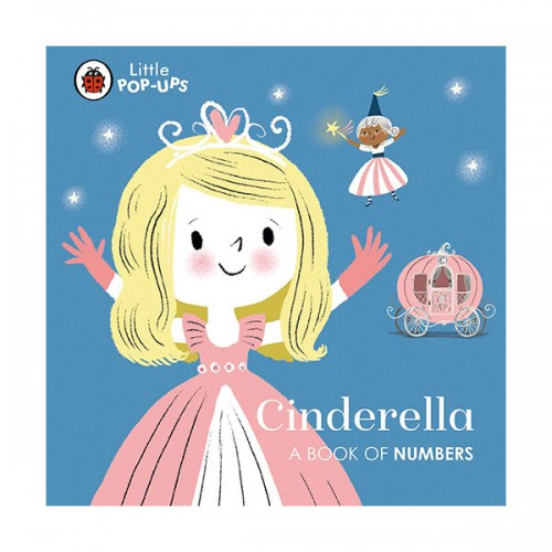 Little Pop-Ups : Cinderella (Board book, 영국판)