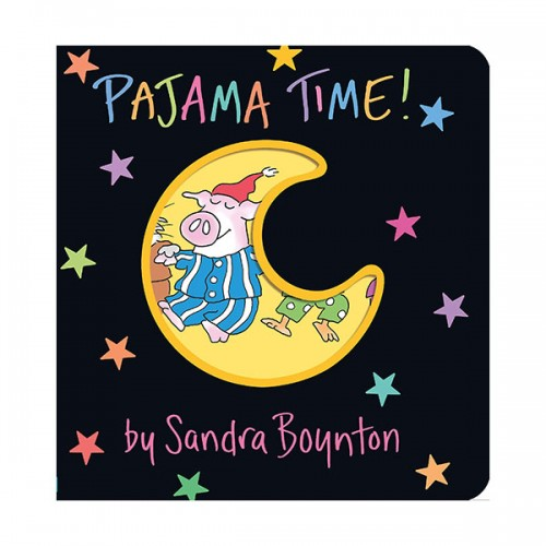 Boynton on Board : Pajama Time! (Board book)