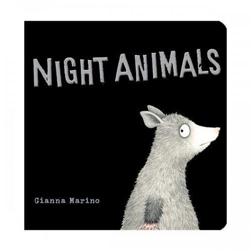 Night Animals (Board book)