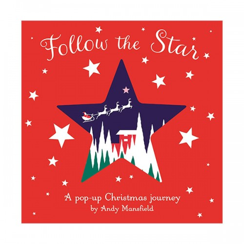 Follow the Star : A pop-up Christmas journey (Hardcover, 영국판)