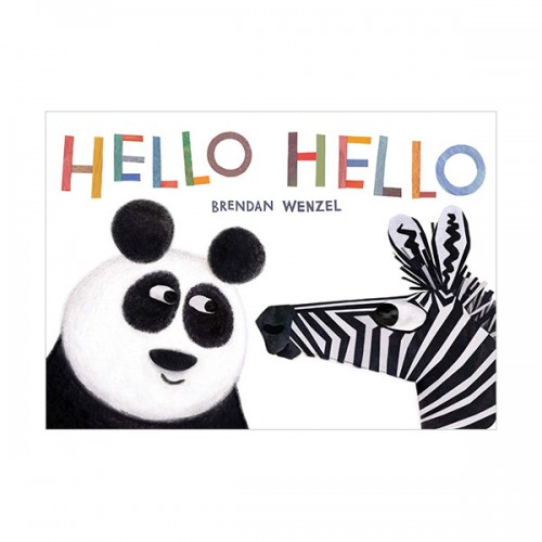 Hello Hello (Board book)