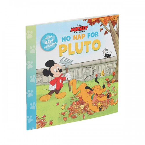 Disney Mickey : No Nap for Pluto (Paperback)