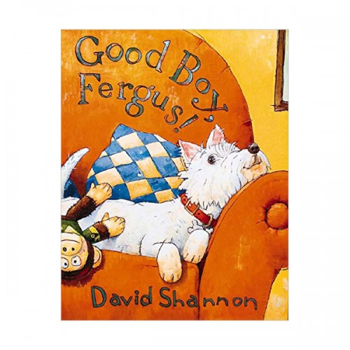 David Shannon : Good Boy, Fergus! (Hardcover)