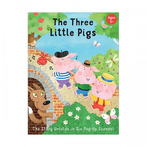 Fairytale Carousel : The Three Little Pigs (Hardcover)
