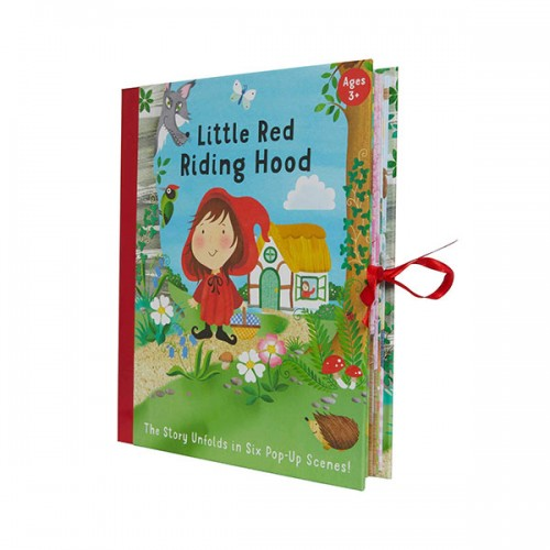 Fairytale Carousel : Little Red Riding Hood (Hardcover)