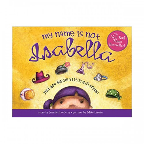 My Name Is Not Isabella (Hardcover)