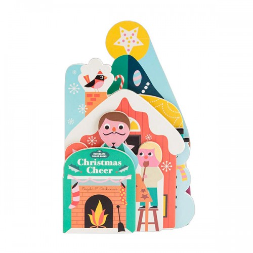 Bookscape Board Books : Christmas Cheer (Board book)