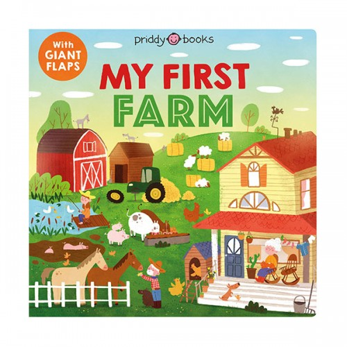 My First Places : My First Farm (Board book)