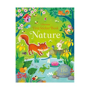 First Sticker Book : Nature (Paperback, 영국판)