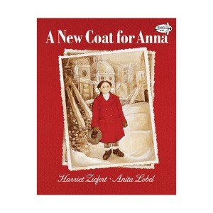Dragonfly Books : A New Coat for Anna : 안나의 빨간 외투 (Paperback)