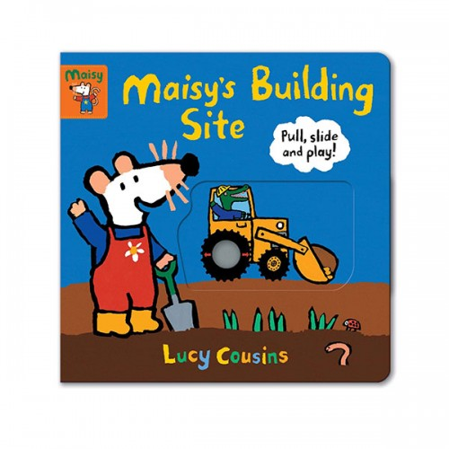 Maisy's Building Site (Board book, 영국판)