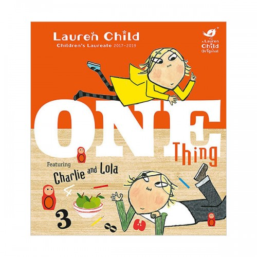 Charlie and Lola : One Thing (Papaerback, 영국판)