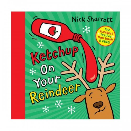 Ketchup on Your Reindeer (Hardcover, 영국판)