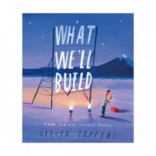 What We'll Build : plans for Our Together Future (Hardcover, 영국판)