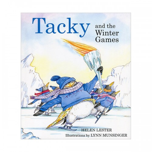 Tacky the Penguin : Tacky and the Winter Games (Paperback)