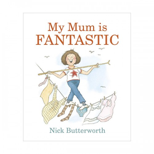 My Mum Is Fantastic (Board book , 영국판)