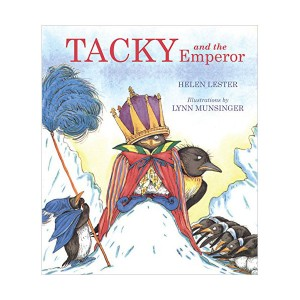 Tacky the Penguin : Tacky and the Emperor (Paperback)