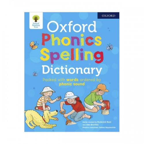 Oxford Reading Tree : Oxford Phonics Spelling Dictionary (Paperback, 영국판)